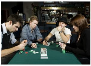 Texas Hold'em Spiel