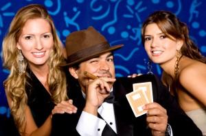 Bluffen beim Poker