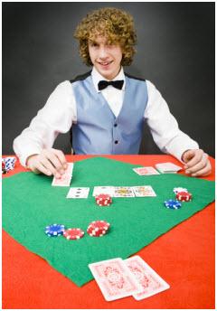 Der Poker Dealer – Traumberuf oder Job mit schlechten Konditionen?