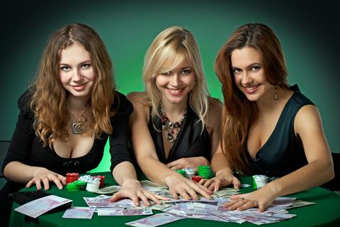 Frauen sind das neue Gesicht des Online-Poker