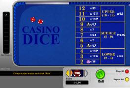 Casino Dice Spielen