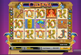 Cleopatra Slots Spielen
