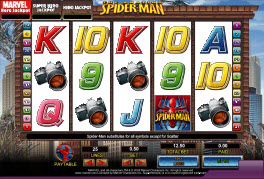 Spiderman Slots Spielen
