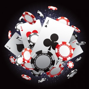 Wenden Sie eine Risiko-Profit-Verhältnisrechnung beim No Limit Texas Holdem